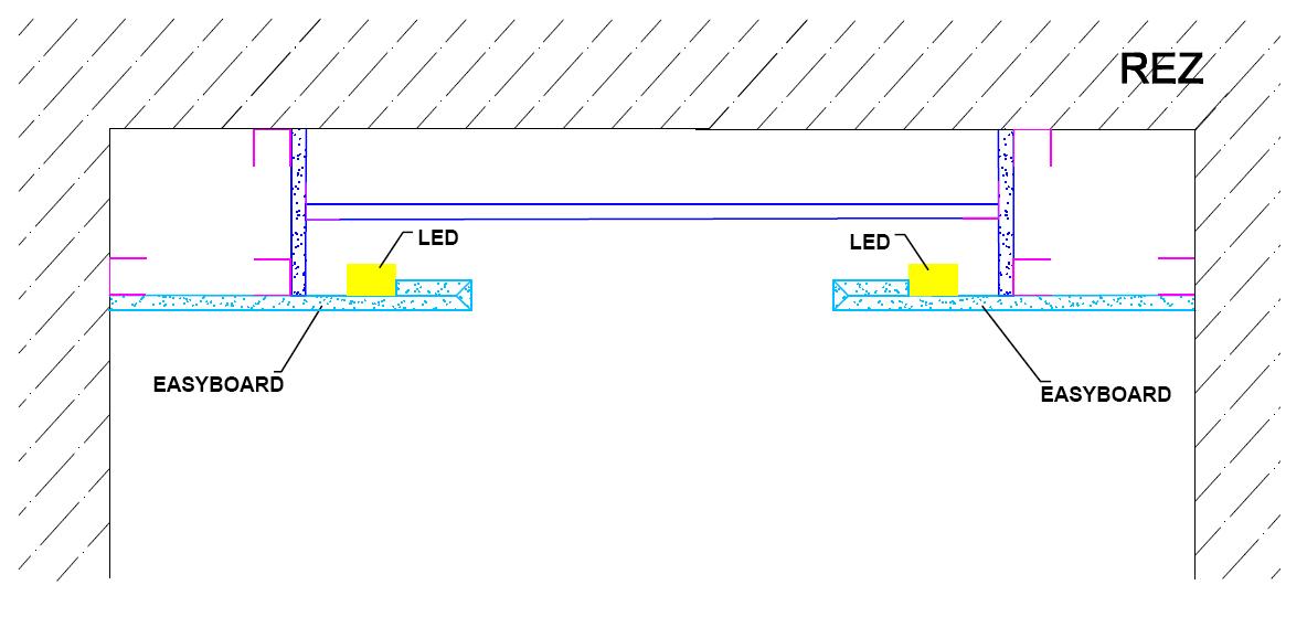 Vykresy Pro Neprime Osvetleni Ze Sadrokartonu Easyboard Cz